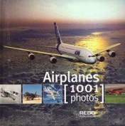 Cube Book Airplanes 1001 Photos (Cubebooks) [Hardback]