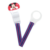 Dodie Disney Baby Ribbon Soother Clip - Model : Mickey