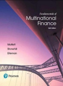 Fundamentals of Multinational Finance, Student Value Edition