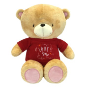 41cm Bear With Love Me T-Shirt Forever Friends Bear