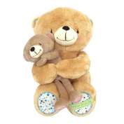 25cm Star Bear with Monkey Forever Friends Bear