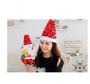 Philna12 Lovely Cartoon Christmas Santa Claus Dolls Christmas Gifts