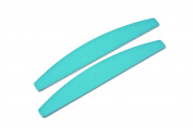 Beautytime Nail Files with 120 Grit - 2-Piece