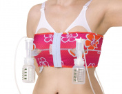 PumpEase hands-free pumping bra - Mahalo Mama - L