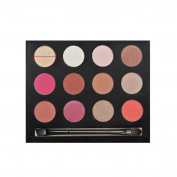 XILALU 12-Colour Multifunction Highlight Eyeshadow High-Pearl Powder Matte Powder EyeShadow