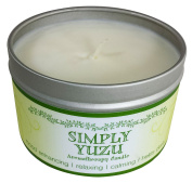 Our Own Candle Company Soy Wax Aromatherapy Scented Candle, Simply Yuzu, 190ml