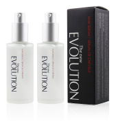 Evolution Argan Oil Hair Repair Serum with Aloe Vera and Vitamin E, 2 Fl. Oz/ 60 Ml.