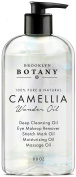 Camellia Deep Cleansing Oil - Great for Eye Makeup Remover, Stretch Marks Remover, Deep Cleansing, Moisturising Oil, Massage Oil - 260ml - Brooklyn Botany