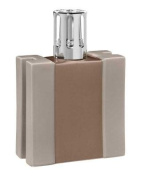 H TAUPE PORCELAIN Fragrance Lamp by Lampe Berger