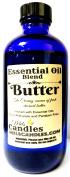 Butter 8 oz / 236.58 ml Glass Bottle of Premium Grade A Quality Essential Oil Blend / Fragrance Oil, Skin Safe Oil
