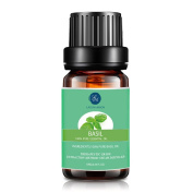 Basil Essential Oil, Premium Therapeutic Grade,10ml