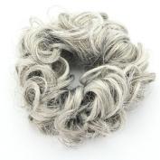 Merrylight Ladies Scrunchie Updo Hair Pieces Messy Bun Hair Ribbon Extensions 0629