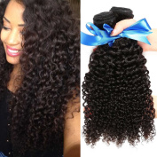 AisiBeaty Brazilian Human Hair Extensions Kinky Curly Unprocessed Virgin Hair Natural Black Hair Bundles Curly
