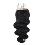 Brazilian Body wave Virgin Hair Lace closure