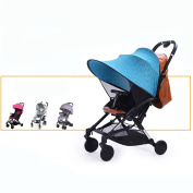 VWH Baby Pram Shade Stroller Pushchair Sunshade Curtain Sun Covers