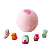 Toy Bath Bomb with Toy / Comes in a Gift Box