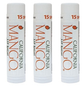 California Mango Lip Balm SPF 15 5ml