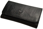 GERMANUS Tobacco Pouch from Artleather, Leather free - Made in EU - Pocket Mavros