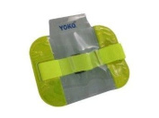 High visability arm band ID holder SIA