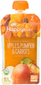Happy Family Stage 2, Apples, Pumpkin and Carrots, 120ml