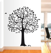 Wall Decor Family Tree Wall Decal Art Sticker Mural- Office Decor - Home Decor - Nursery Decor