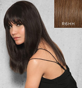 Hairdo Clip-In Human Hair Bang/Fringe Bangs by Hair U Wear