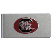 NCAA Brushed Money Clip