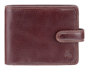 VISCONTI Mens RFID Real Leather 4 Card Wallet Gift Boxed - TSC47