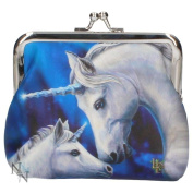 Sacred Love Coin Purse Lisa Parker Unicorn Purse