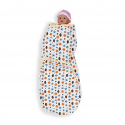 Innova® Soft Baby Infant Swaddle Wrap Blanket Sleeping Bag For 0-6 Months