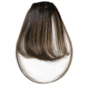 Beau-Lady Highly Realistic 4 Colours Thin Bangs With Sideburns