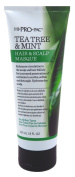 Hi-Pro-Pac Masque Tea Tree & Mint 8 Ounce Tube (Hair & Scalp)