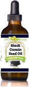 Slice Of Nature Virgin Black Cumin Seed Oil -Nigella Sativa -Unrefined Cold Pressed 120mls