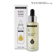 [YUCHOO BY ME] 100% Aragon Oil Treatment 40ml / 1.35 fl.oz. - for Hair and Body, Skin & Nails