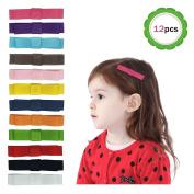 TS Cute Girls Rabbit Ear Hair Tie Bands Ropes Ponytail Holder