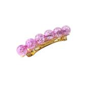 Jinri Girl's Hair Clip, Hairpin, Bobby Pin, Light Purple