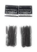 Amish Made Hair Pins - Crinkle, 5.1cm