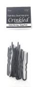 Amish Made Hair Pins - Crinkle, 3.8cm