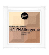 Bell HYPOAllergenic Multi BRONZE POWDER No. 03 Dermatologist Approved