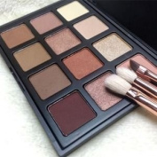 GLITZ COSMETICS 12 Colour pigmented eyehadow palette UK trusted brand UK Seller Glitz 12NB See Photos and description
