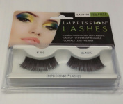 Impression Lashes #100 Black