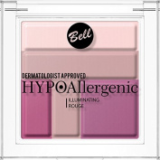 Bell HYPOAllergenic ILLUMINATING ROUGE POWDER No. 03 Dermatologist Approved
