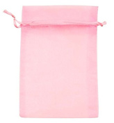 50 x Organza Pouch Bags Drawstring, Wedding Party Baby Shower Festivall Gift Bags Candy Bag 7.1cm x 8.9cm spby10