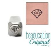 Metal Stamp Small Diamond 5mm