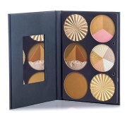 OFRA COSMETICS PROFESSIONAL ON THE GLOW PALETTE HIGHLIGHTERS BRONZER BLUSHES