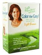 Light Mountain Colour The Grey, Brown-Light 210ml
