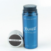 BUNEE Hair Building Fibre 27.5g Dark Brown Colour