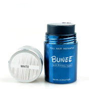 BUNEE Hair Building Fibre 12g White Colour