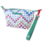 Make-up kit 'Agatha Ruiz De La Prada'blue green yourtid26idxx - 22x15x7.