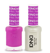 DND Gel and Polish Duo 416 Purple Pride